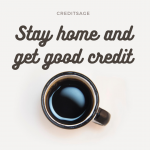 Stay Home And Get Good Credit