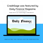 We were nominated as a top startup in Fintech (Financial Technology) Company from Boston by Daily Finance.