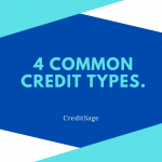 4 types of credit and deep dive into credit types
